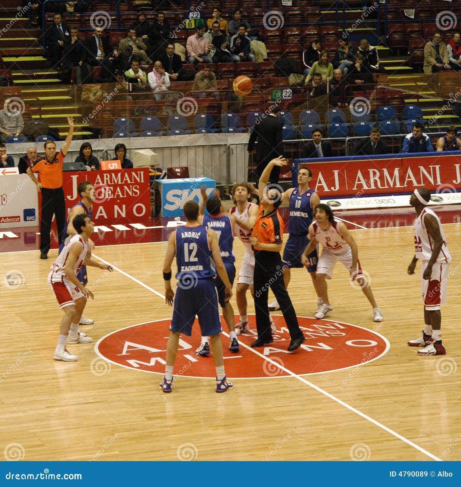 Gioco di pallacanestro immagine stock editoriale immagine - Immagini stampabili di pallacanestro ...