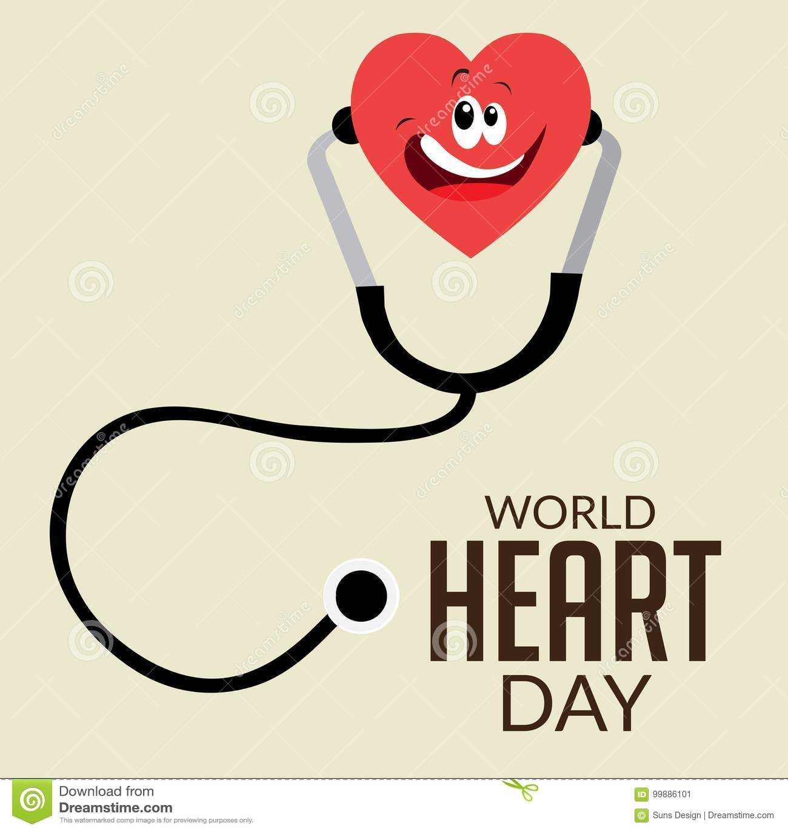 Giorno del cuore del mondo