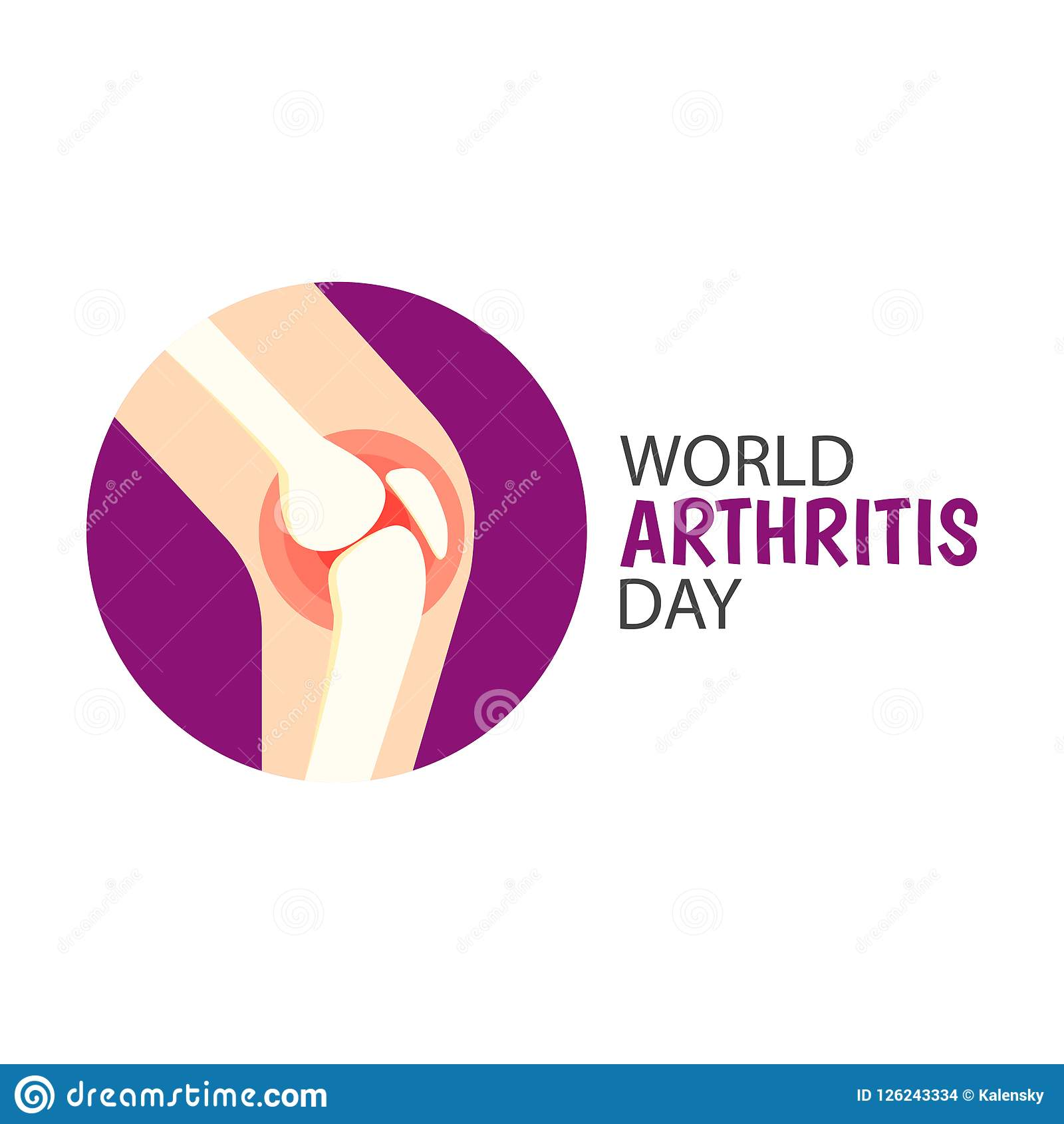 Giorno di artrite del mondo