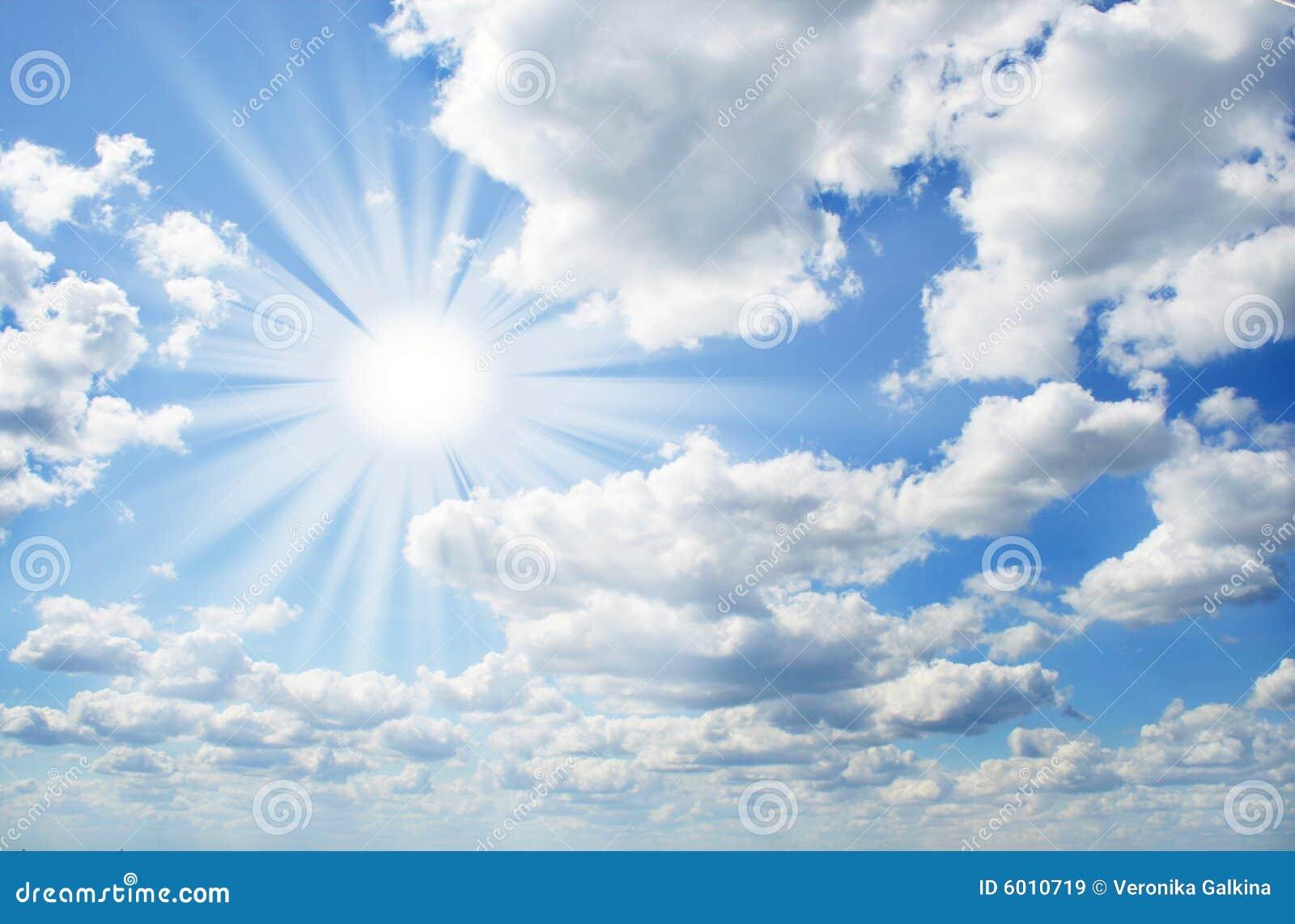 Giorno pieno di sole perfetto