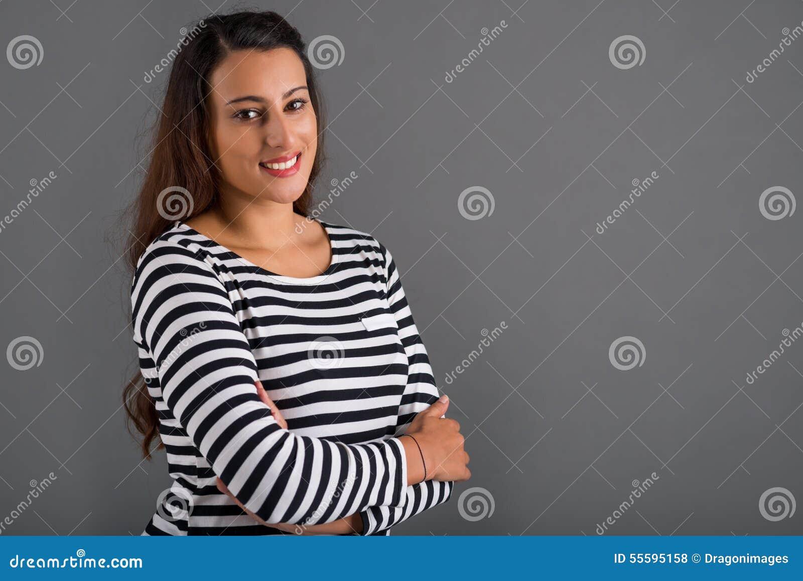 Giovane donna bella
