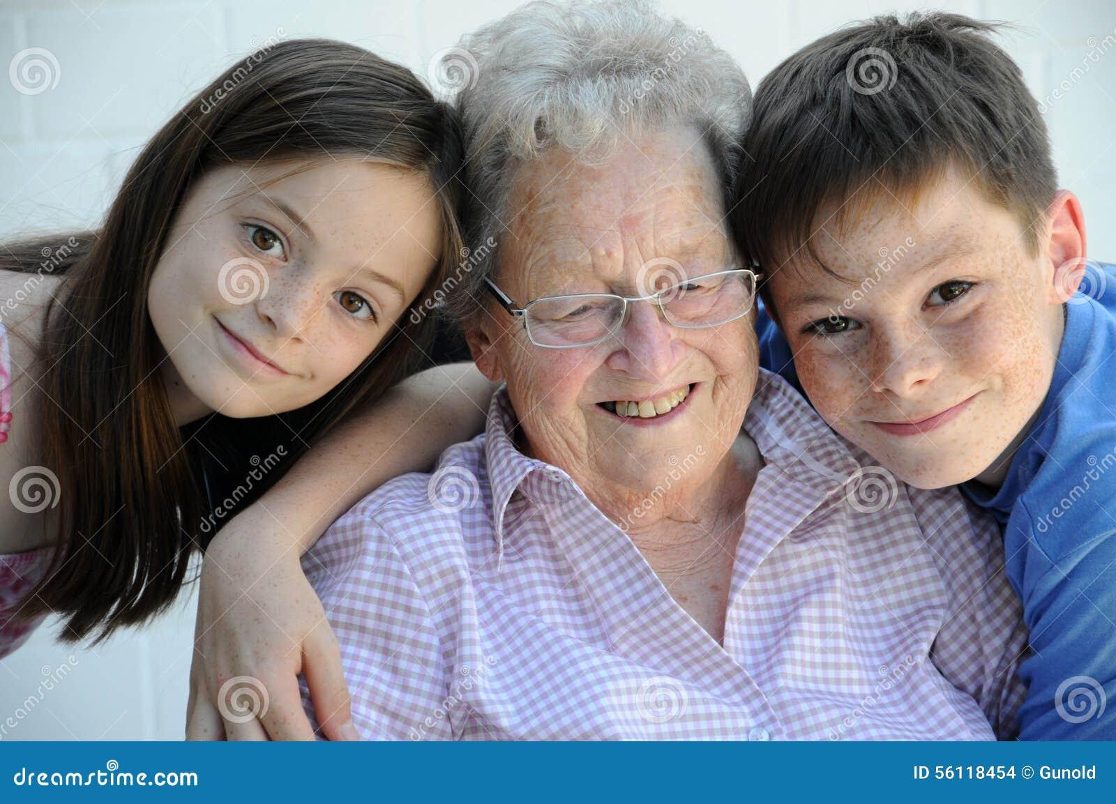 Giovane e vecchio