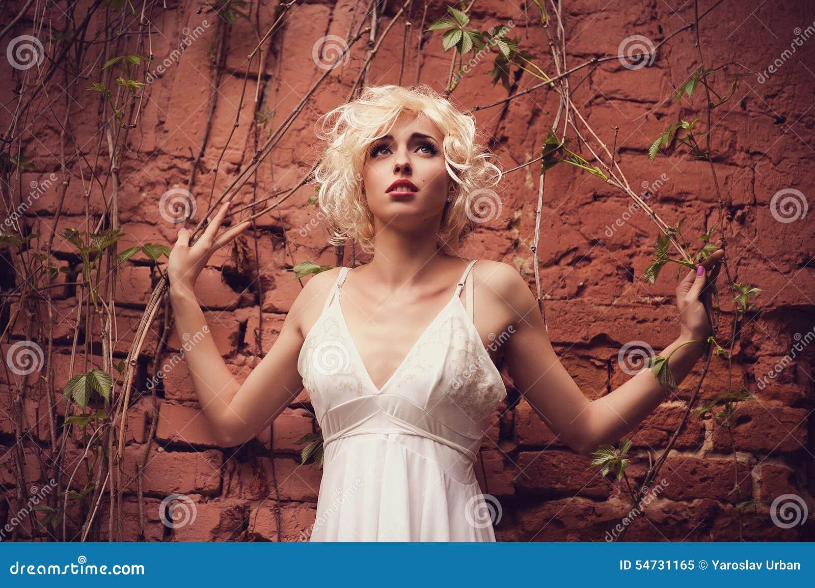 Giovane Marilyn Monroe