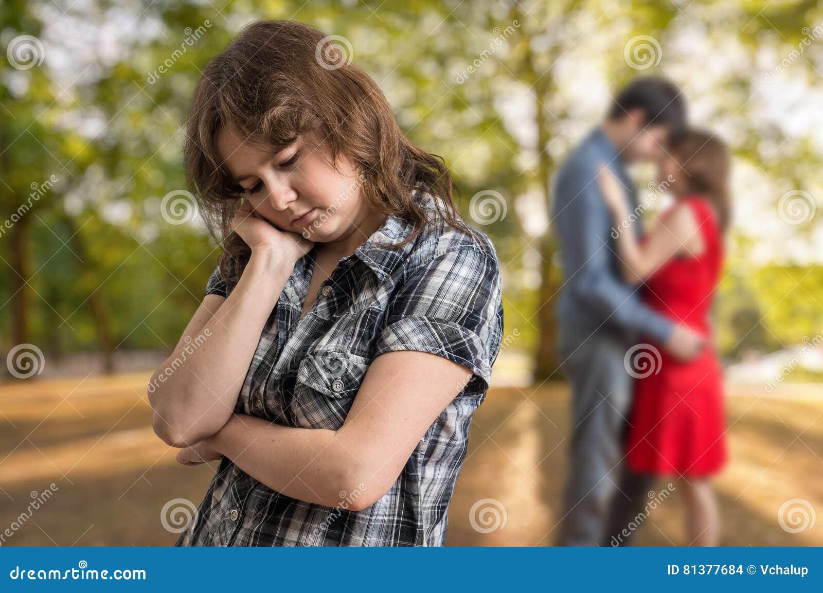 Datazione di un ragazzo che ha unaltra fidanzata