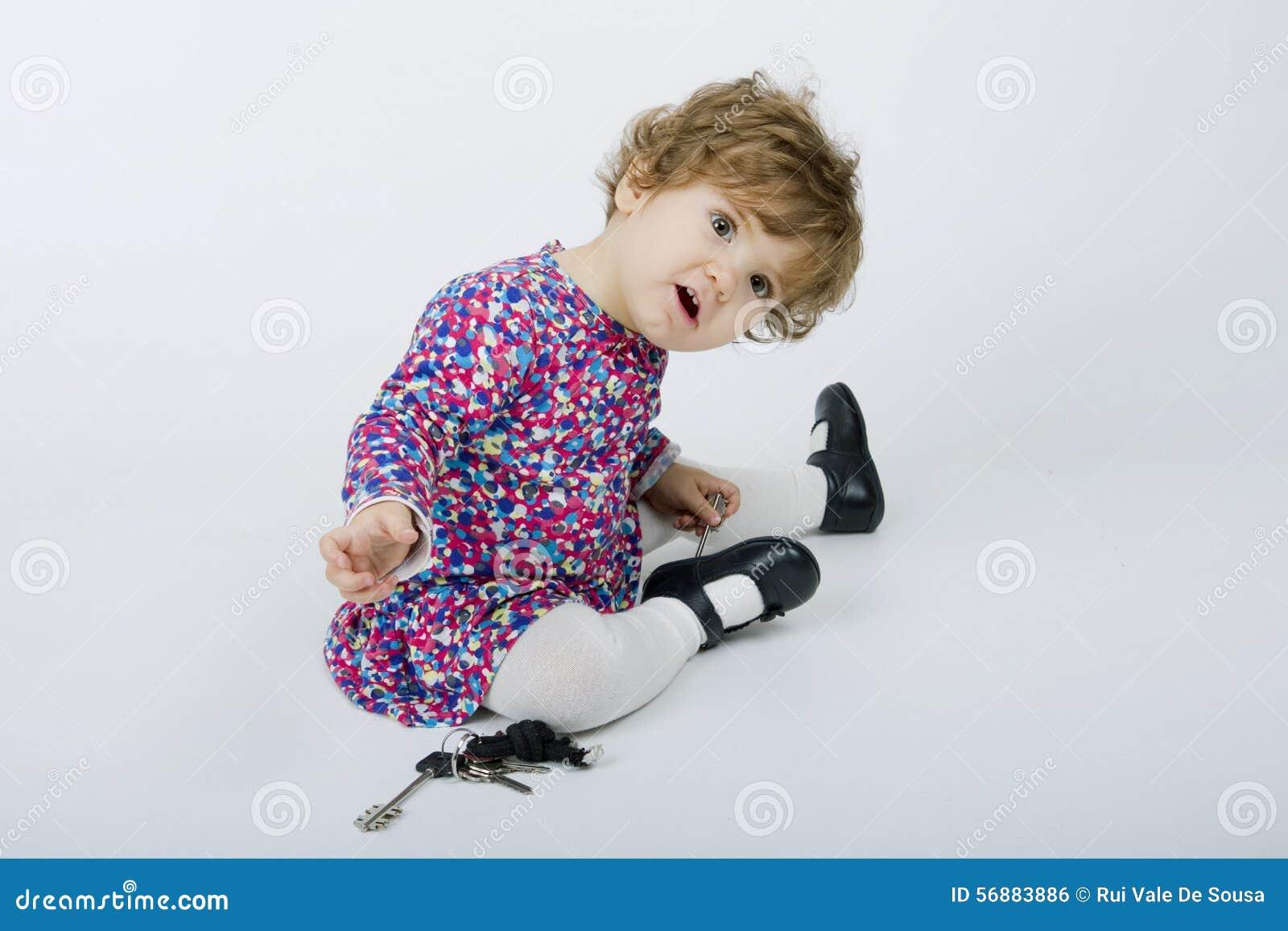 Giovane ritratto del bambino