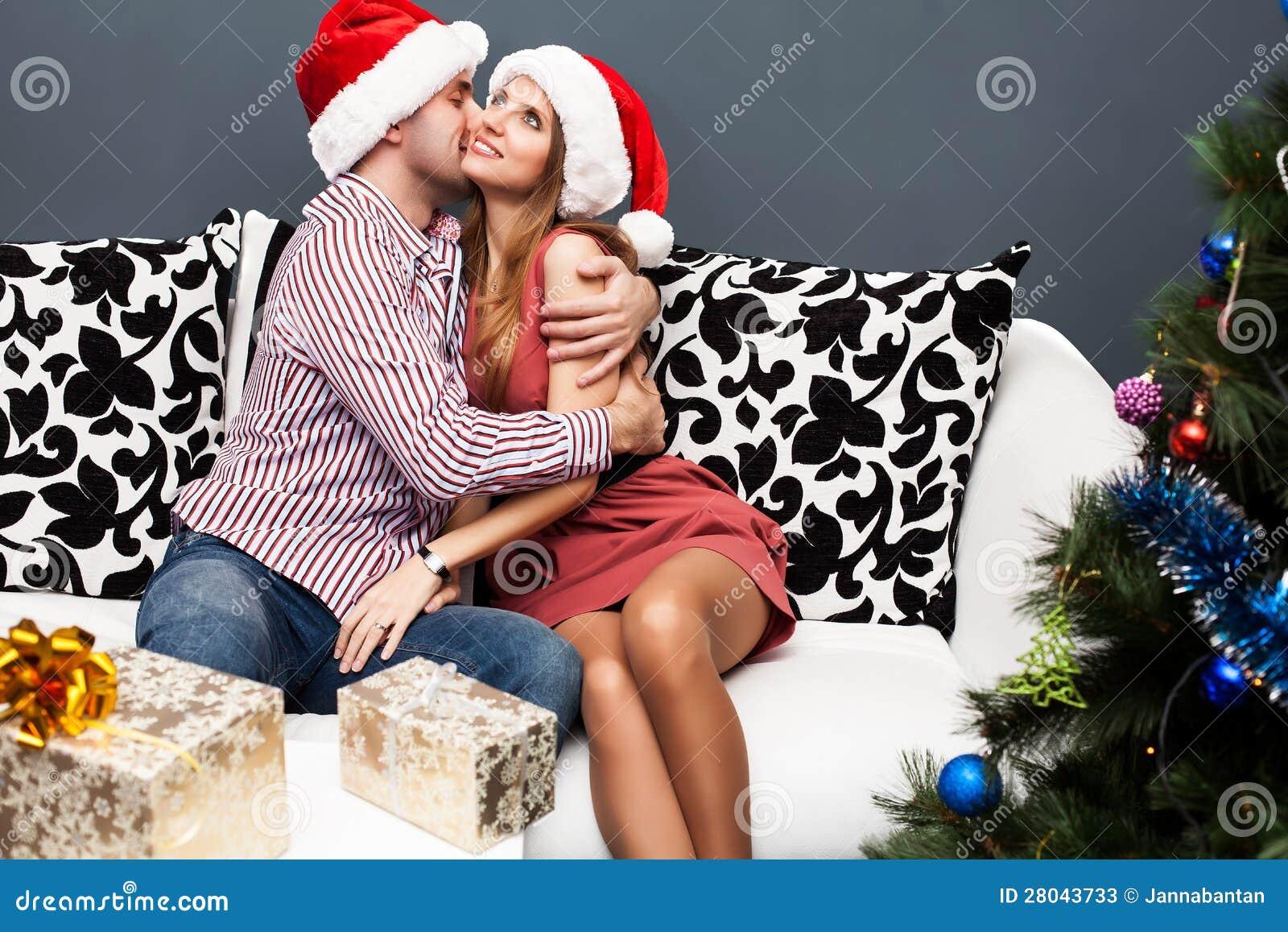 Секс в новогоднего вечера 8 фотография