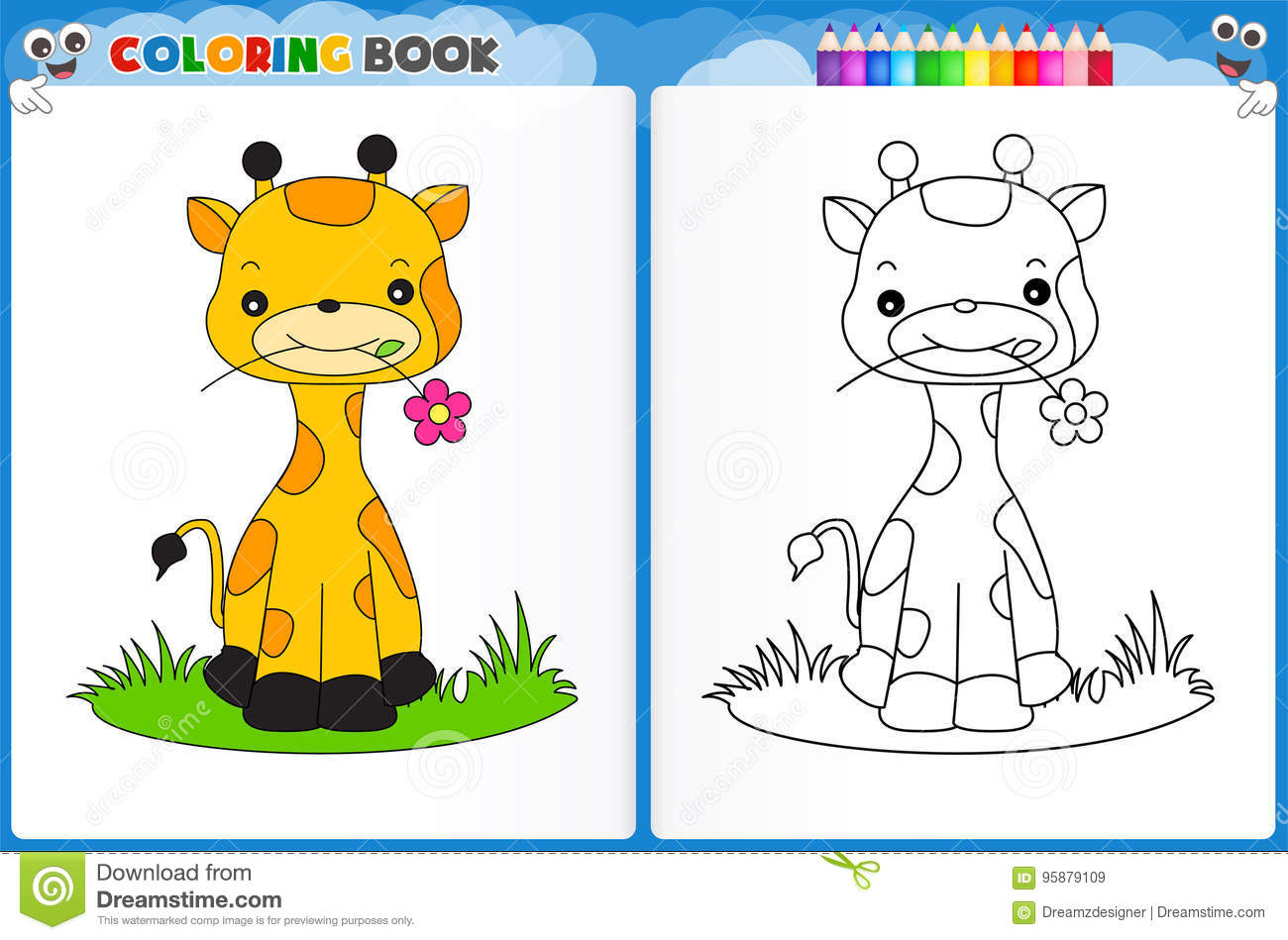 sample coloring pages for kids - photo#15