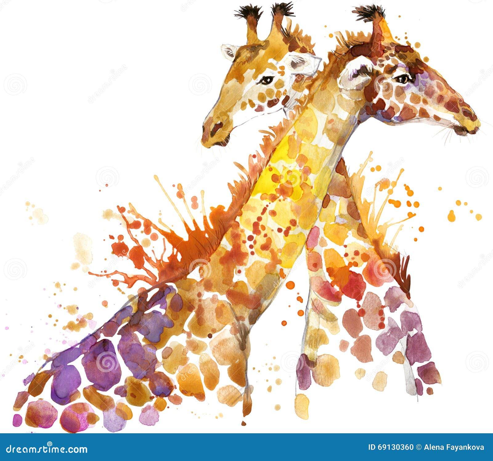 Giraffe Stock Illustrationen, Vektors, & Klipart – (23,057 Stock ...