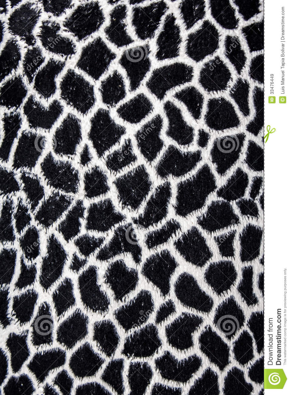 Giraffe Texture Royalty Free Stock Images Image 33476449