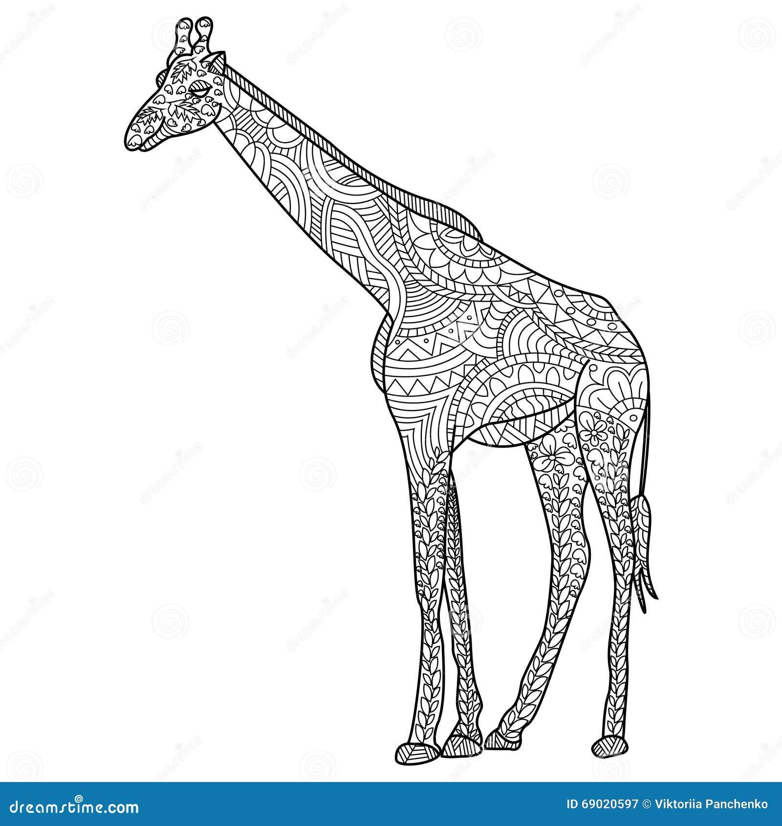 Großartig Süße Giraffe Malvorlagen Bilder - Entry Level Resume ...