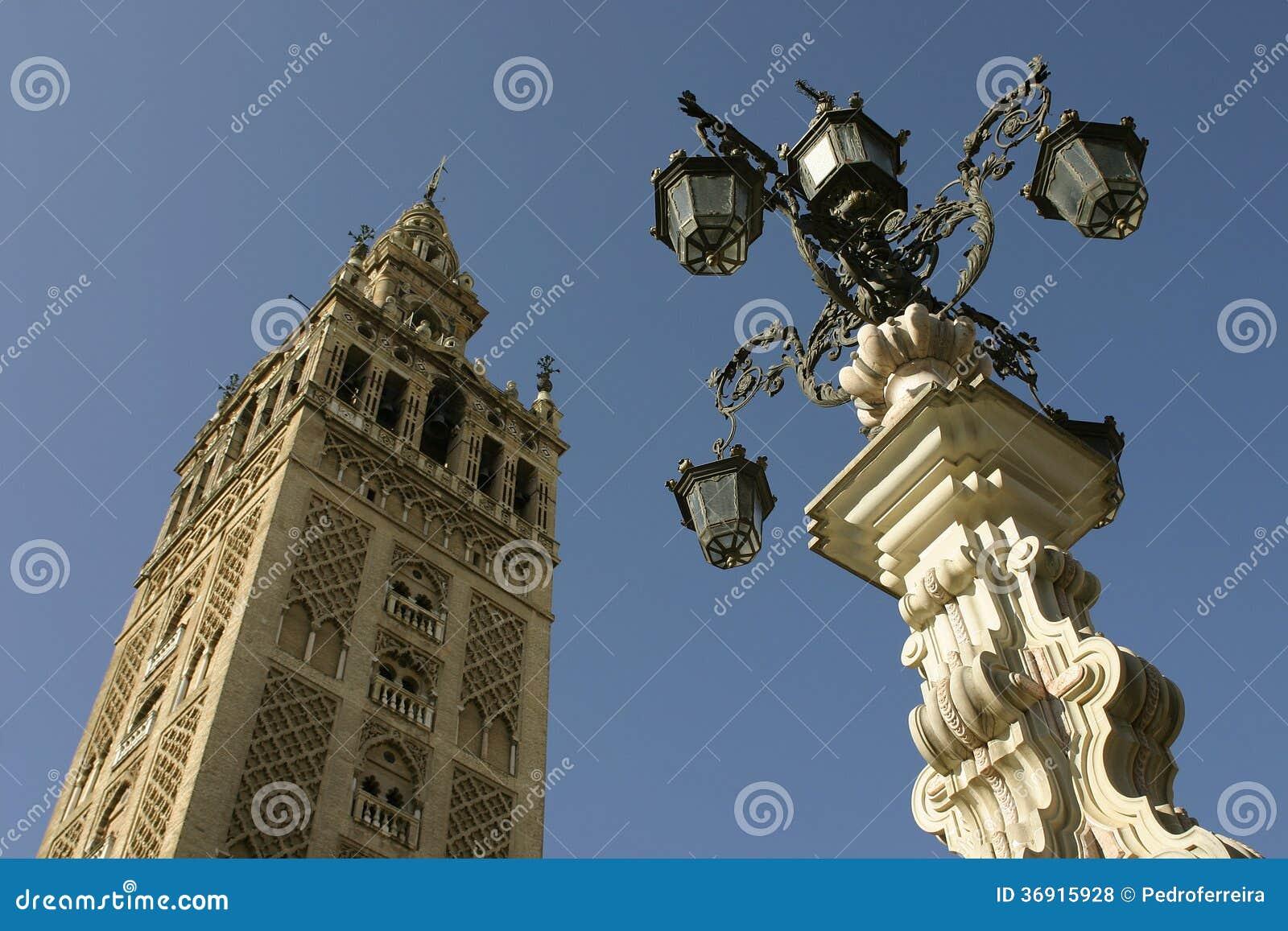 Giralda w Seville