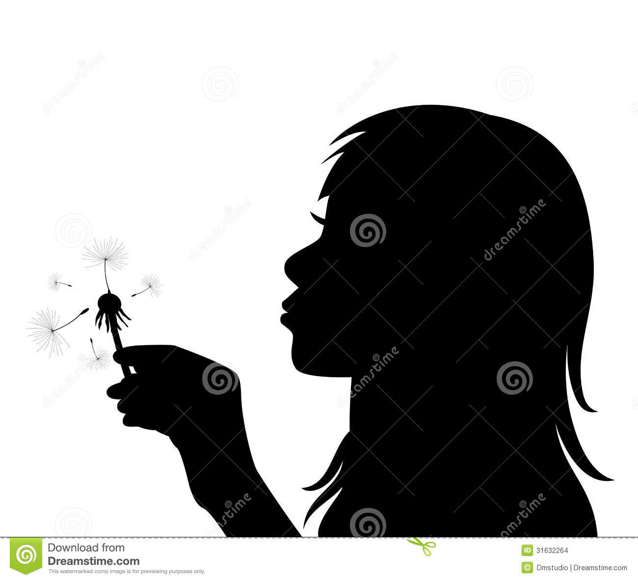 Woman Silhouette Profile Stock Photos And Images  123RF