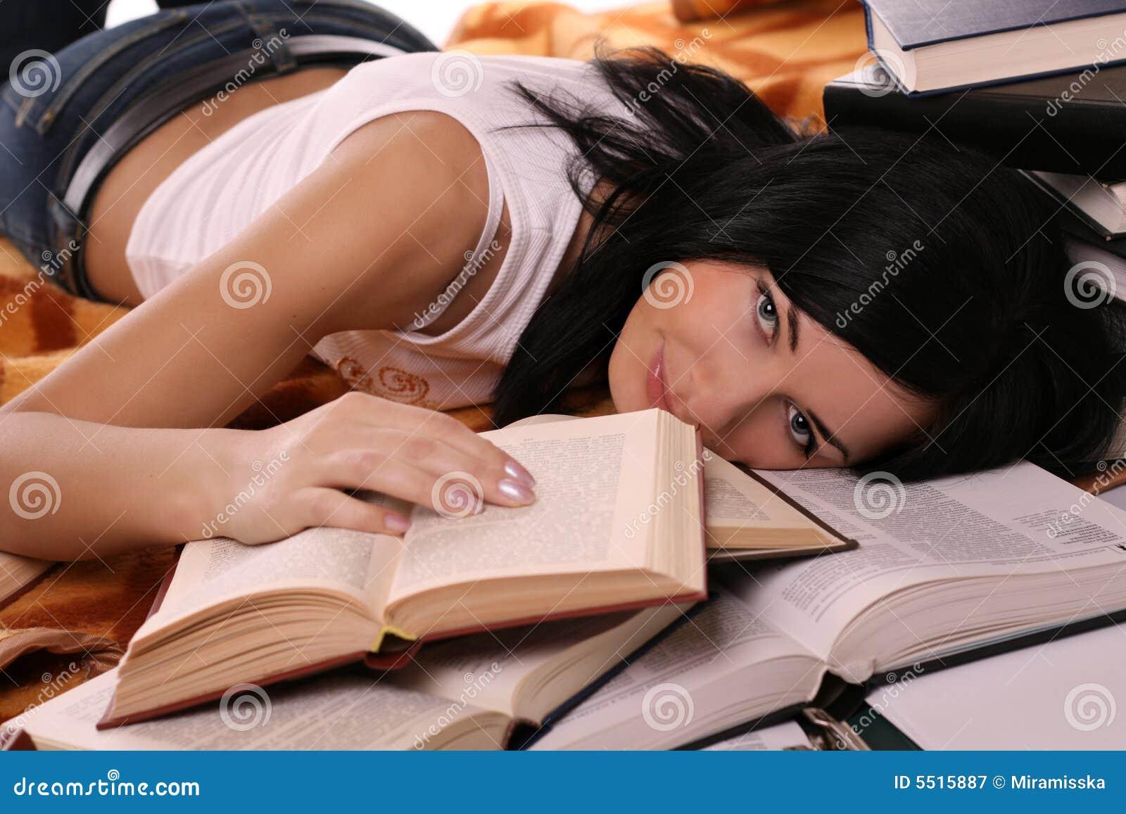 Студентки на экзамене онлайн 14 фотография