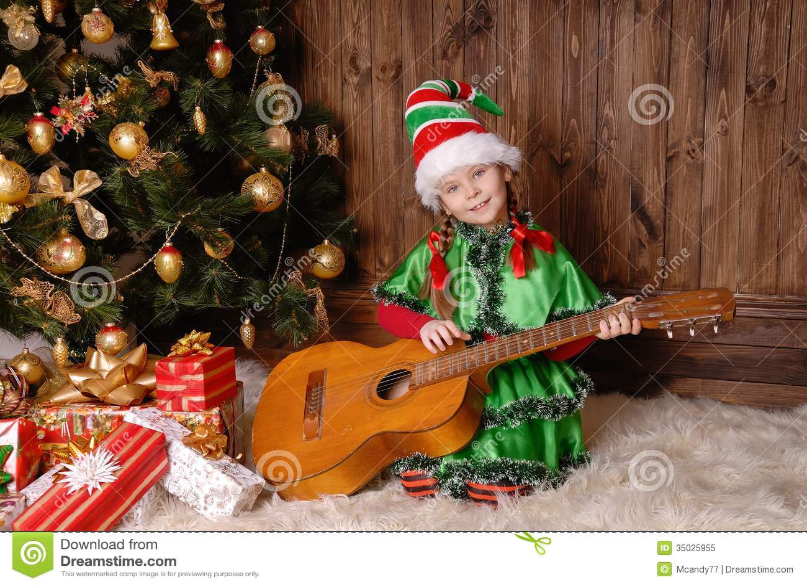 free christmas guitar sheet music