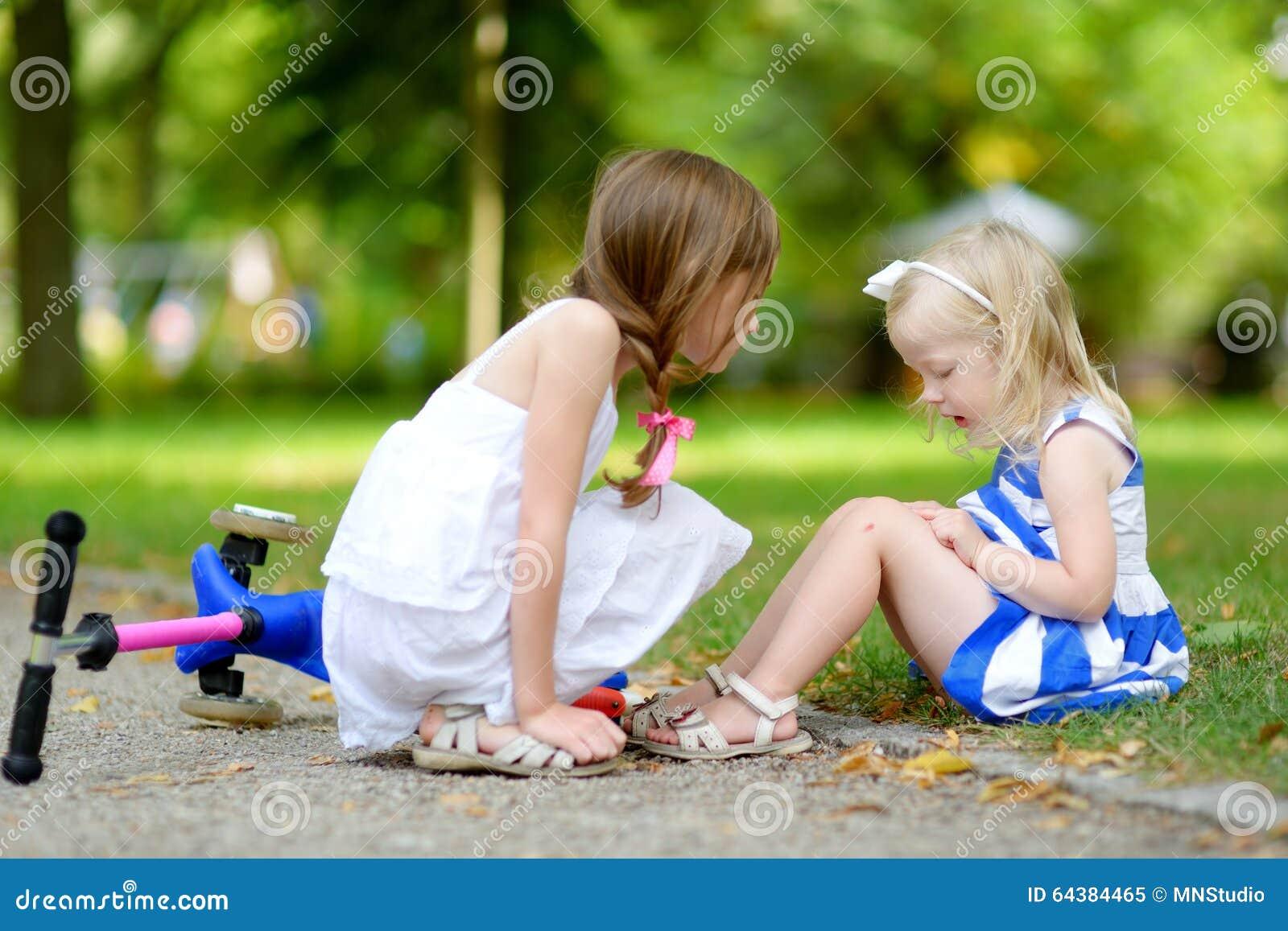 girl shows sister her dildo