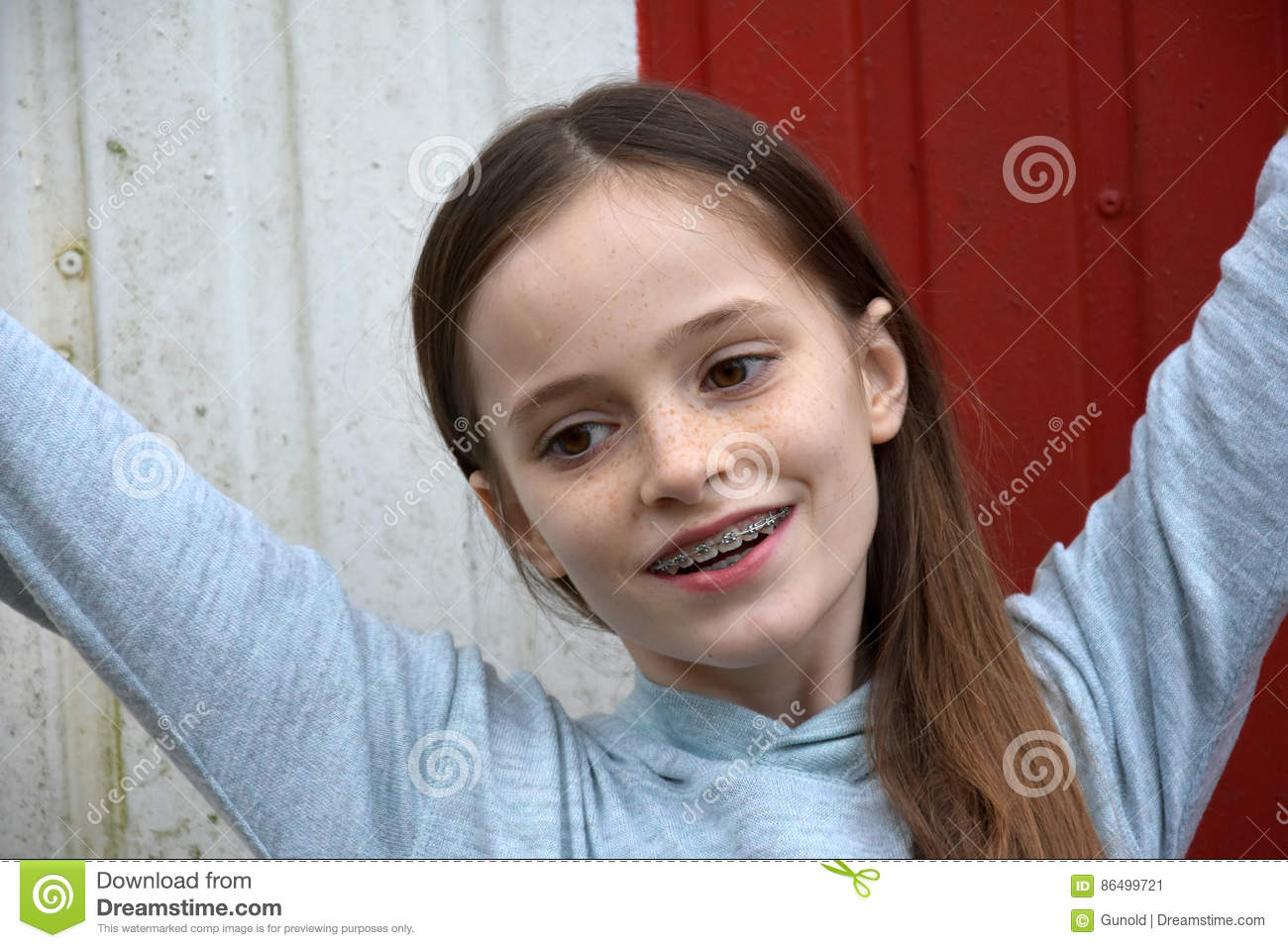 4 340 Cute Girl Braces Photos Free Royalty Free Stock Photos From Dreamstime
