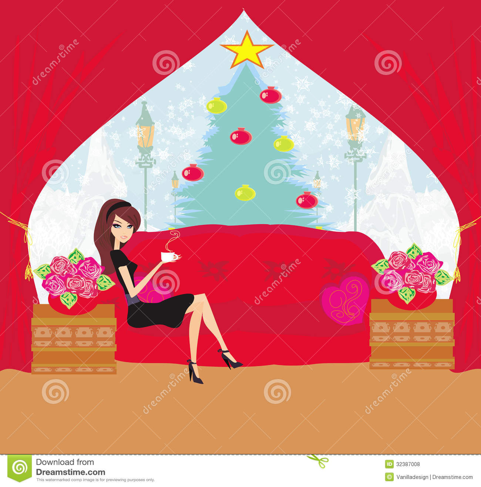 Christmas Tree Tea