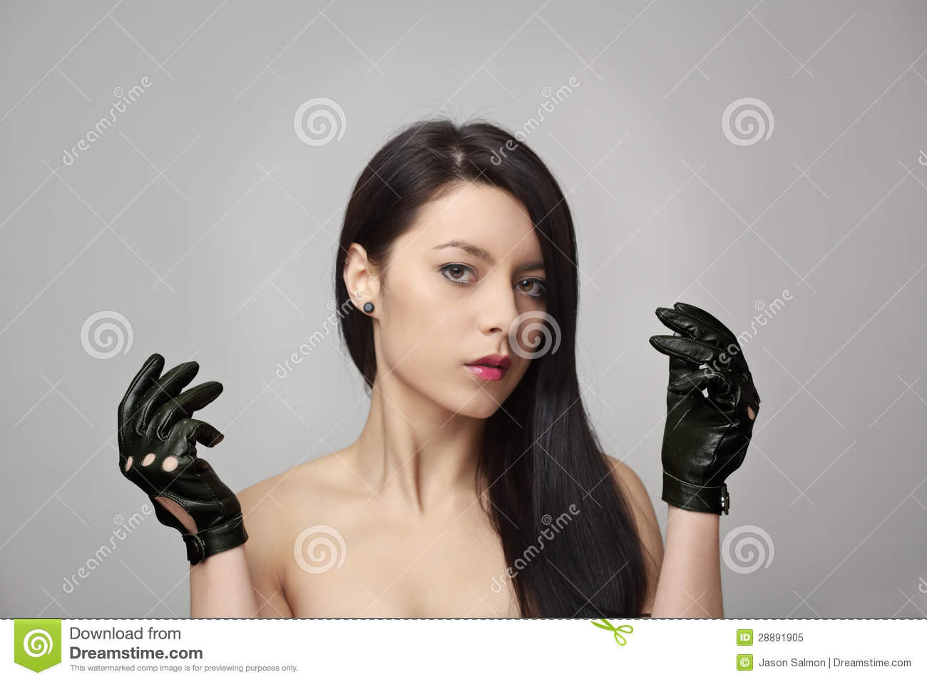 Driving gloves girl - The Girl With The Driving Gloves