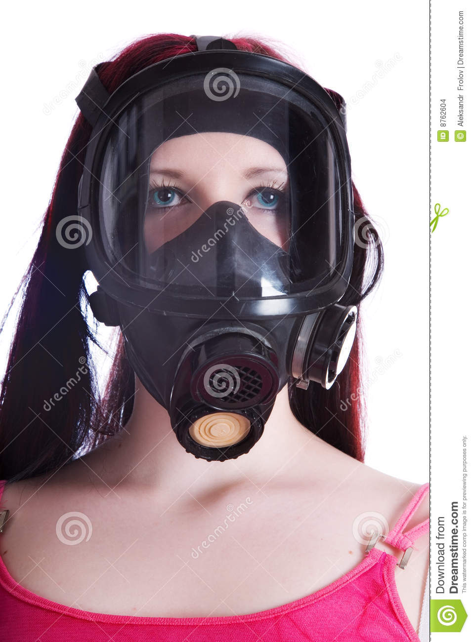 The Girl In Gas Mask Stock Images  Image: 8762604 - Dining Room Hutch And Buffet