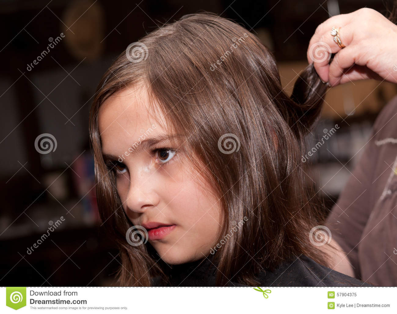 Kid Getting Haircut Stock Photos Download 402 Images