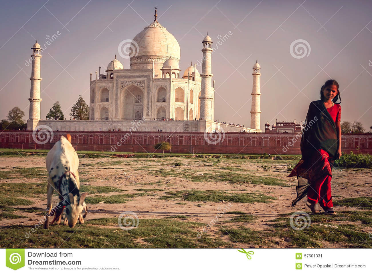 Nude naked teen girls in taj mahal