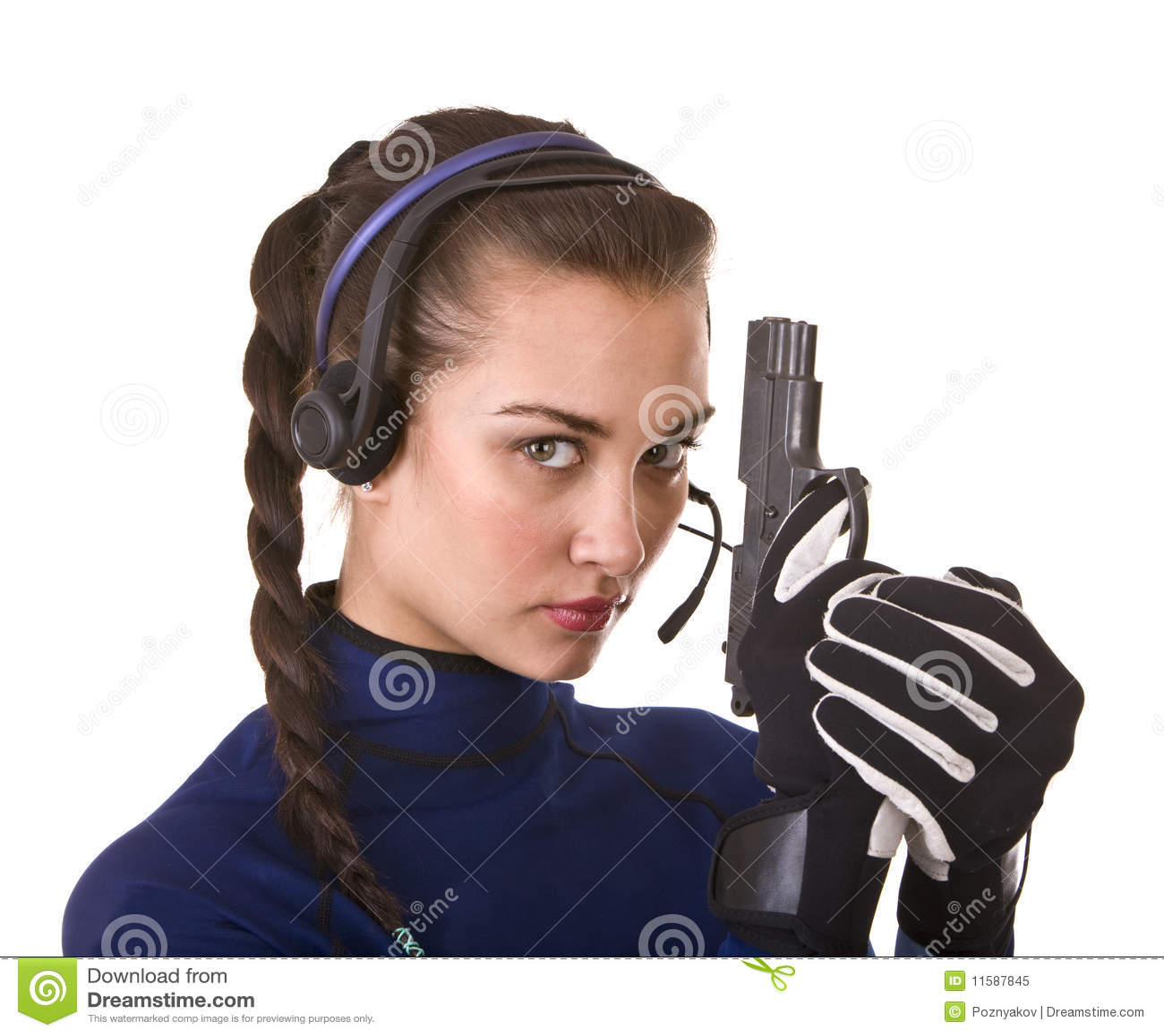 Фото девушки в гидрокостюмах 28 фотография