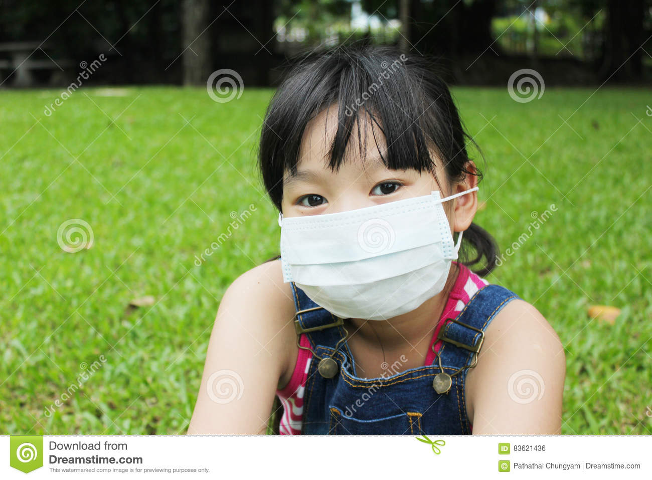 Fever Of A And Protection - Wear Stock Have Image Mask Photo Girl