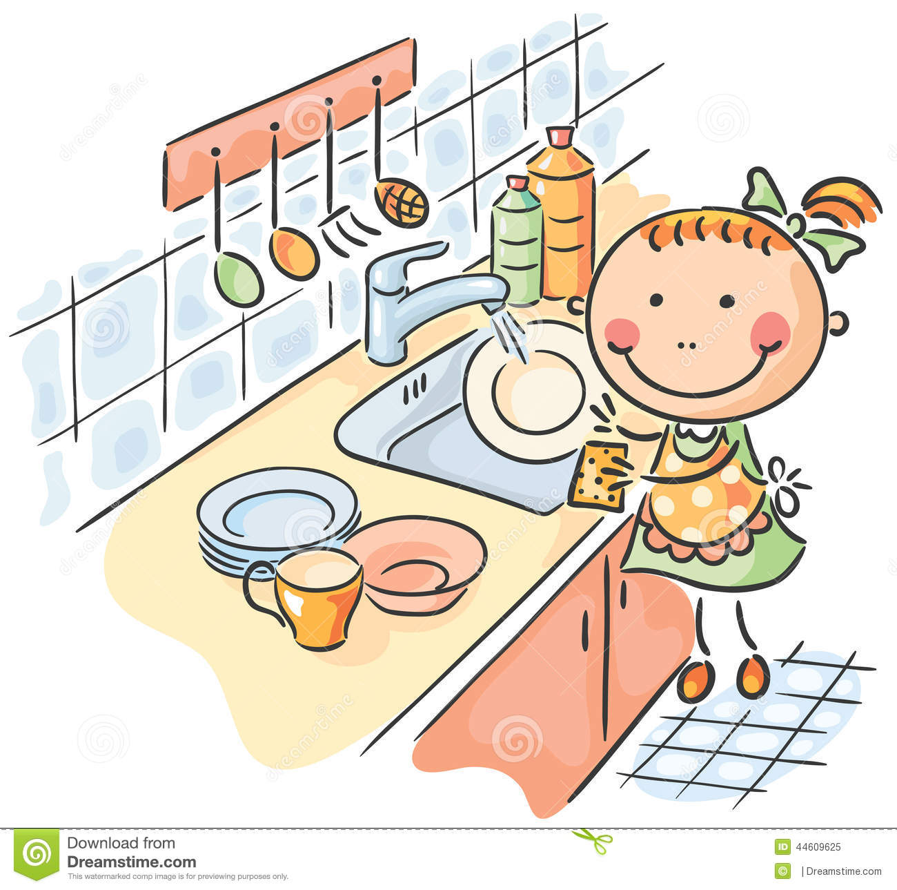 Clipart Images Dishes