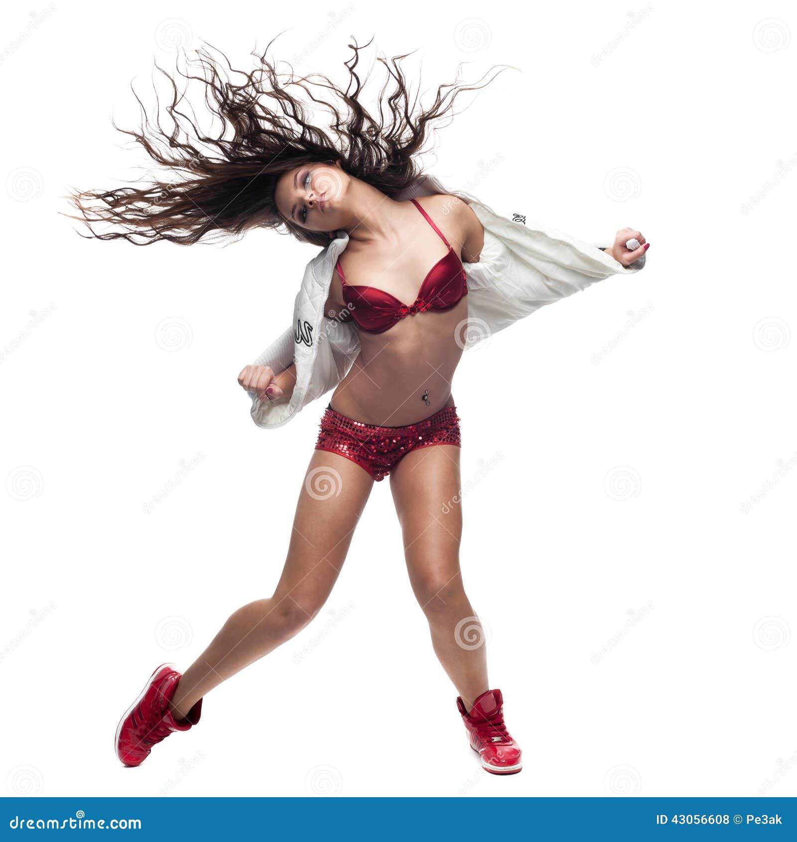 Nude Hip Hop Dance Girls