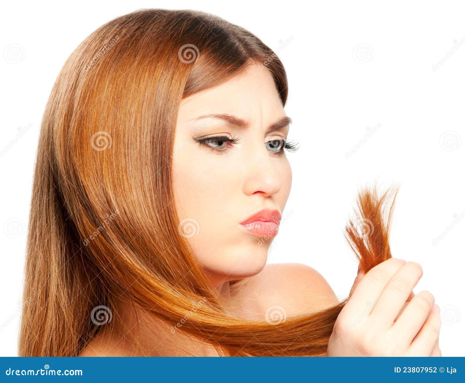 Как запаять сеченые кончики волос в домашних условиях