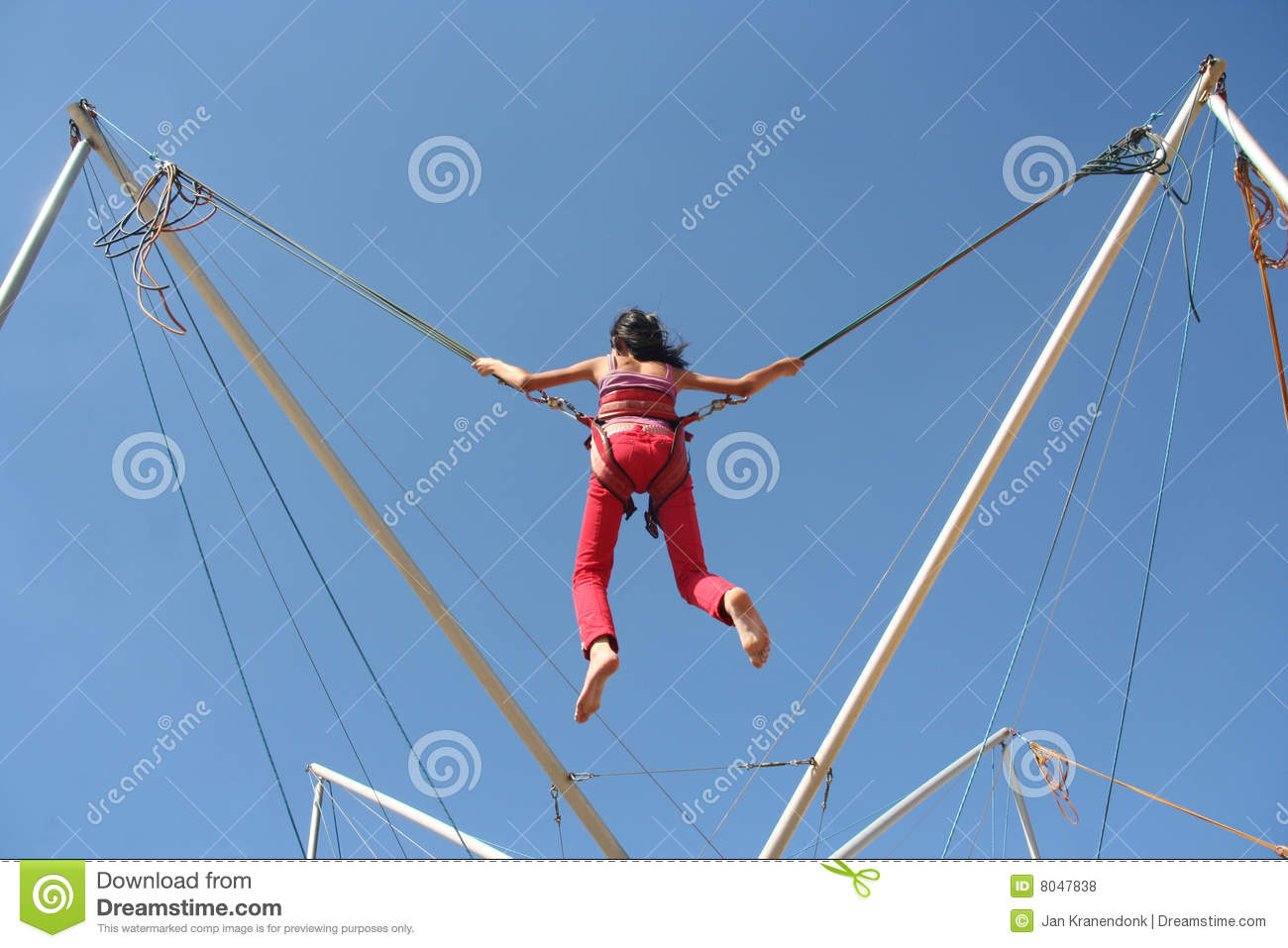 bungee jumping trampoline business plans