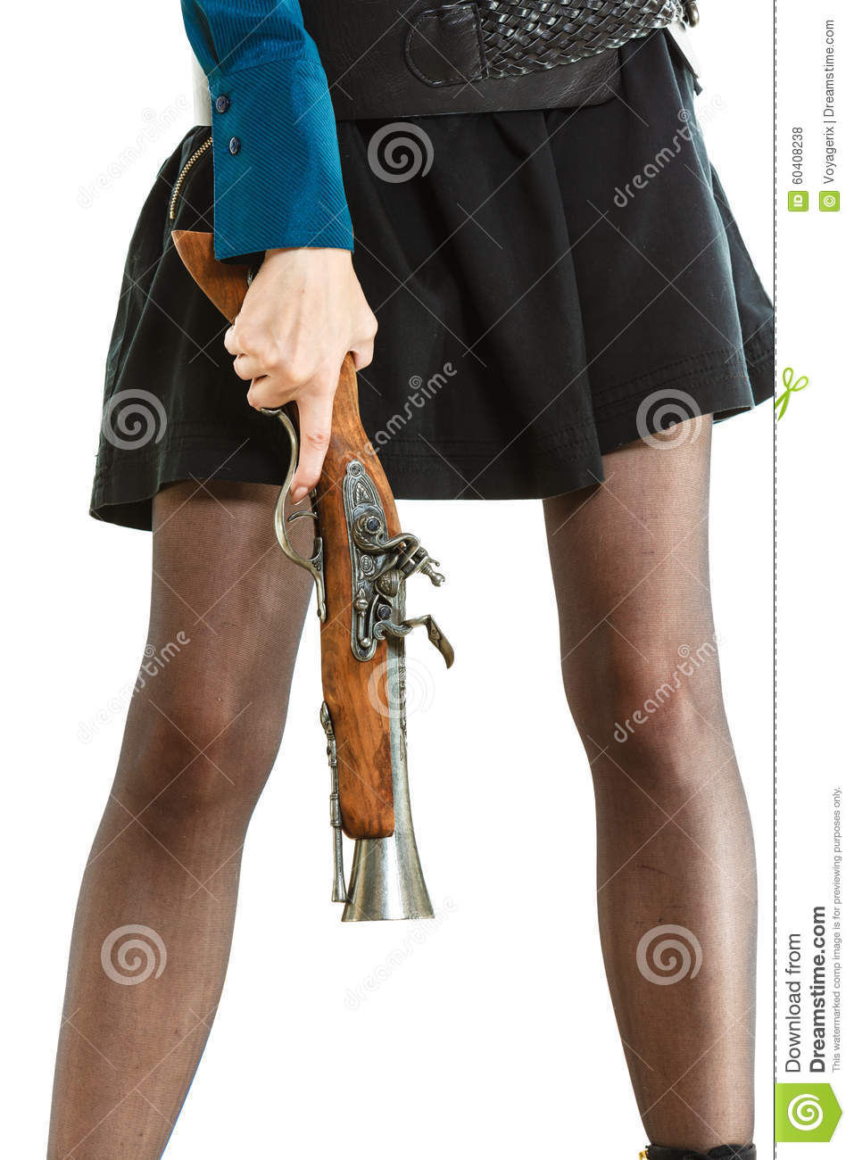 Girl Legs In Steampunk Style Stock Photo Image 60408238