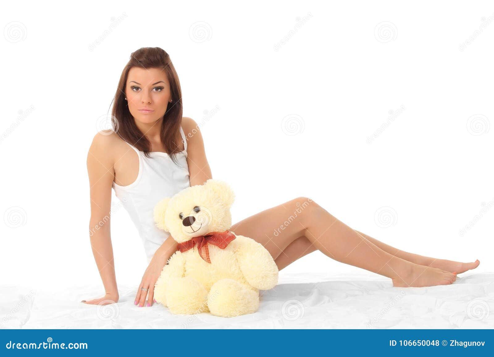 Girl lingerie teddy necessary
