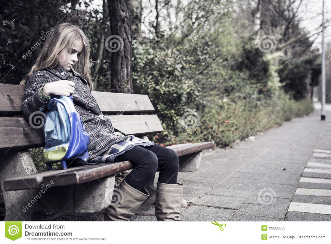 the girl with no friends