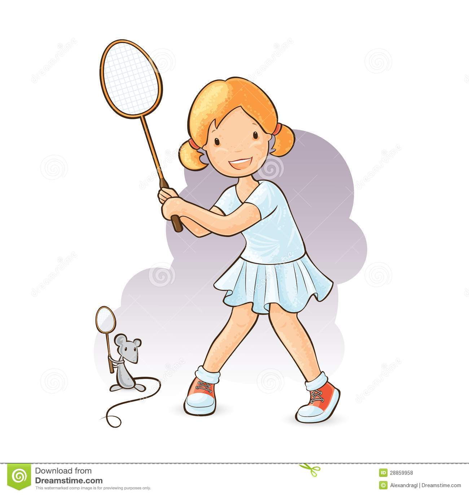 essay my favorite sport badminton
