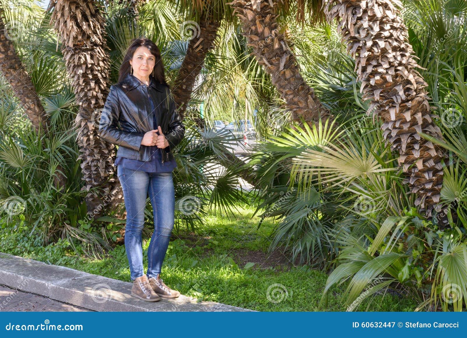 Kinder Garden: Girl Portrait Stock Photo