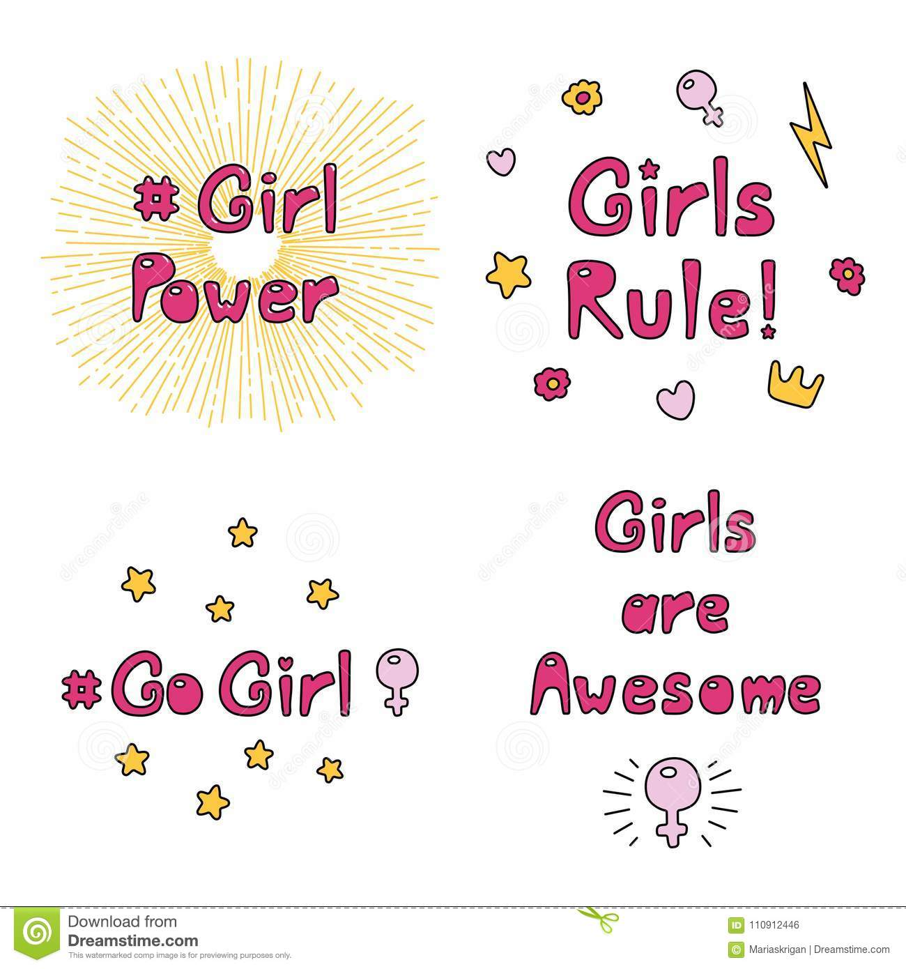 Girl power quotes collection