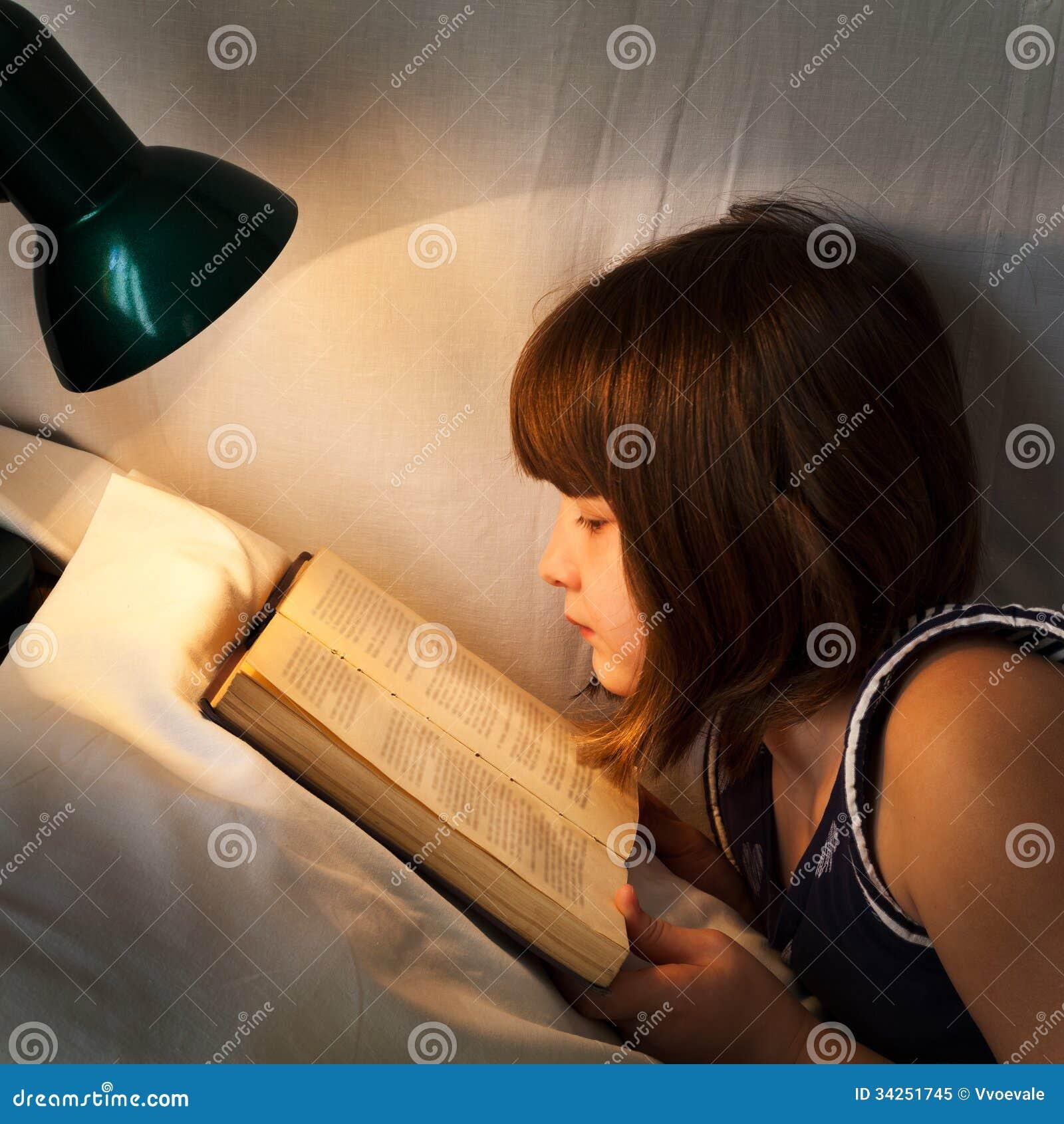 Travel Book Reading Light