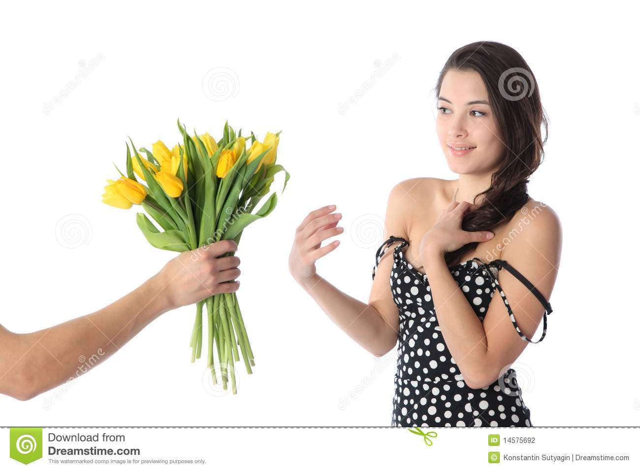 Receiving Flowers Quotes