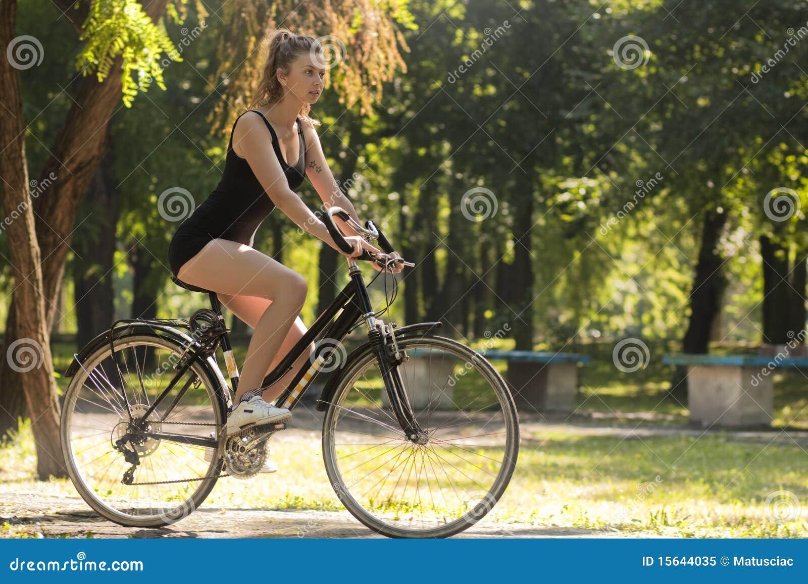 jamaican girls ridding bikes