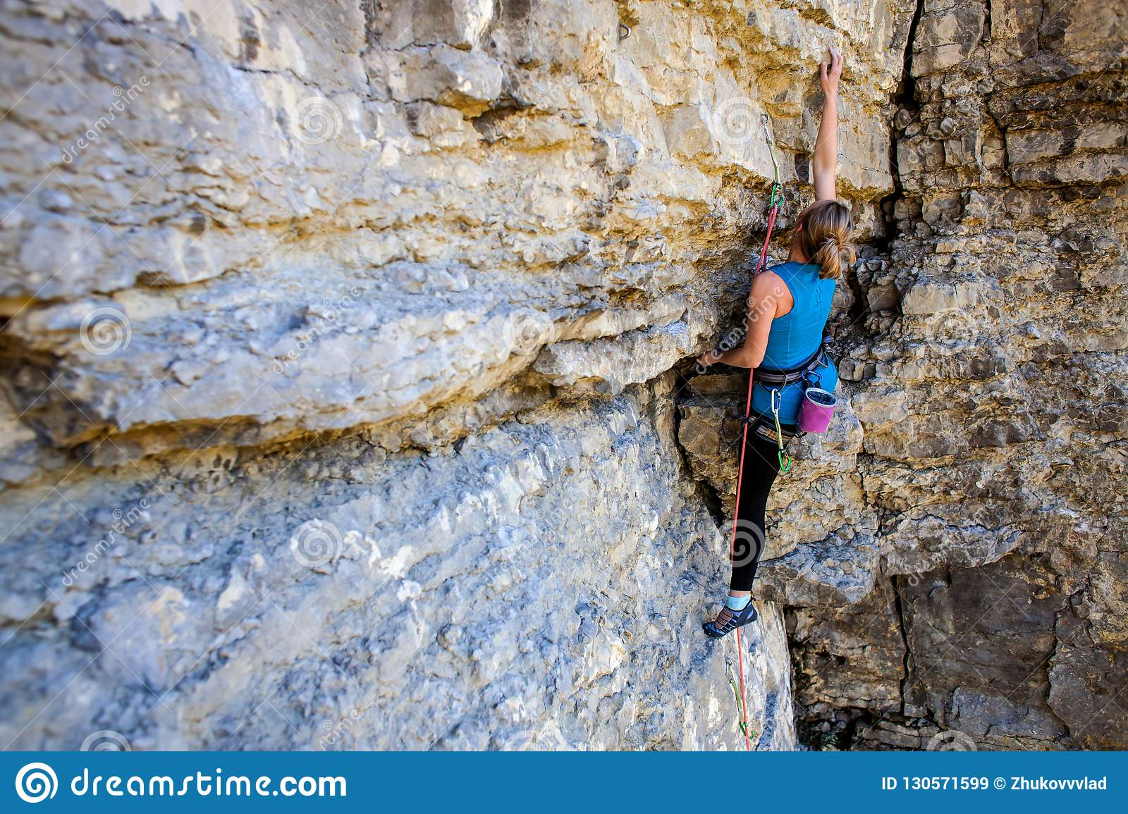 Rock Climbing Free Stock Photo - Public Domain Pictures