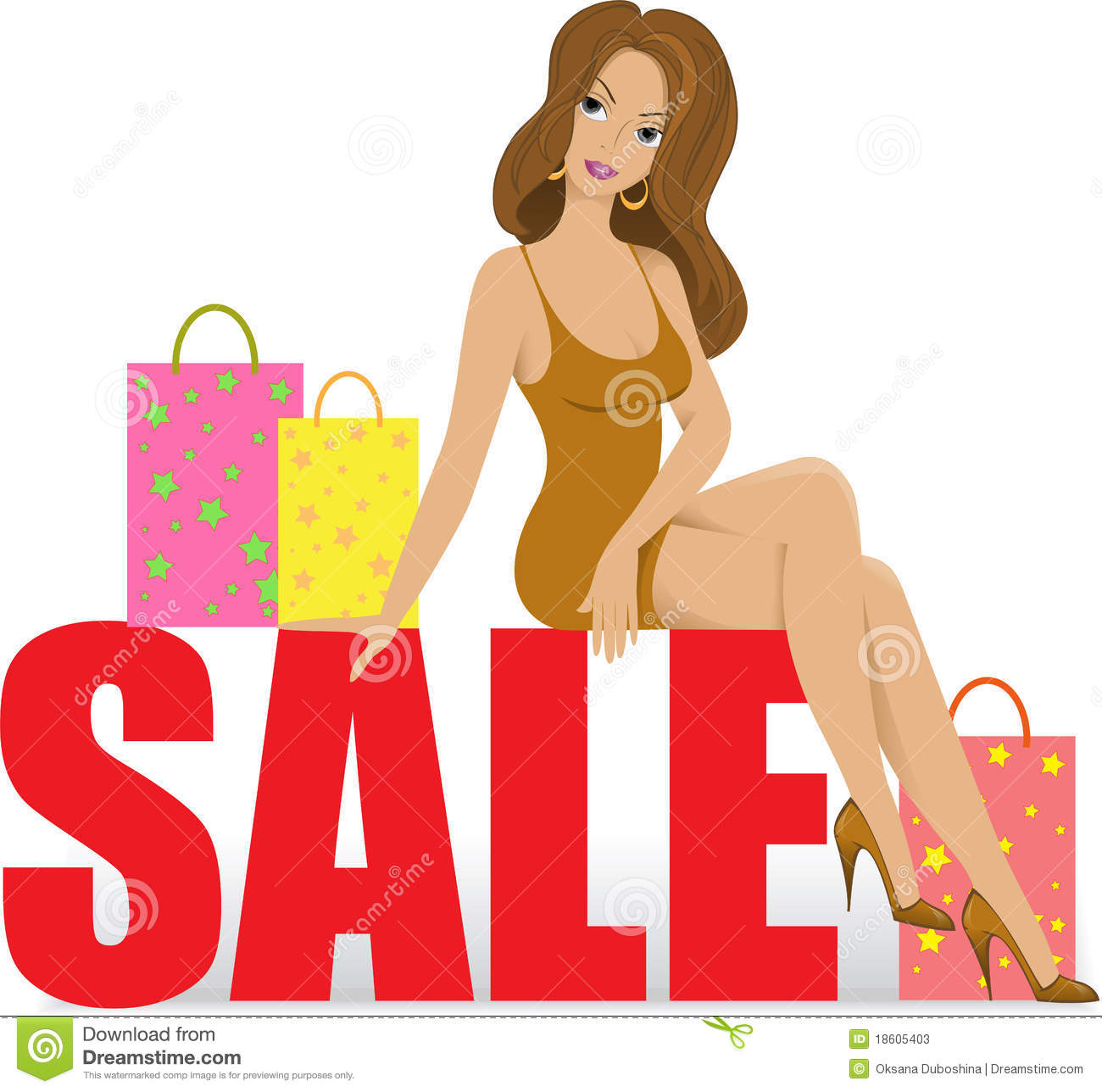 Girl On Sale