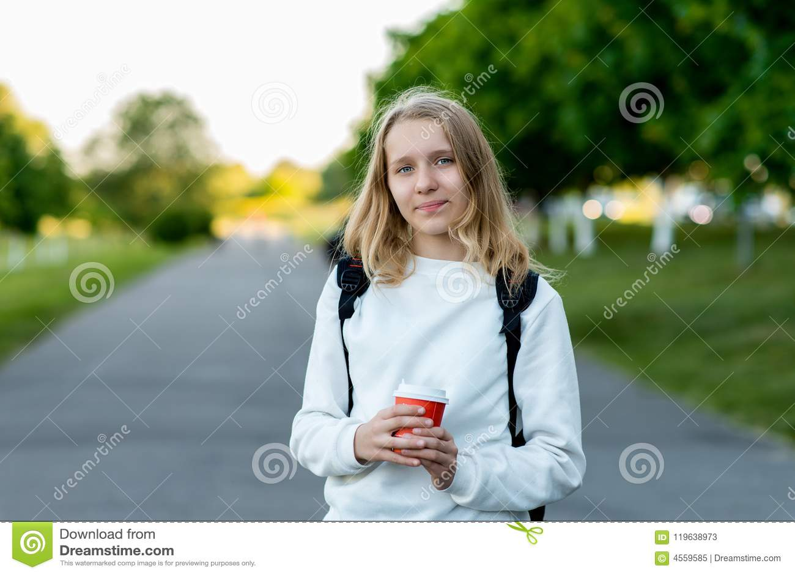 Modern schoolgirls and their problems