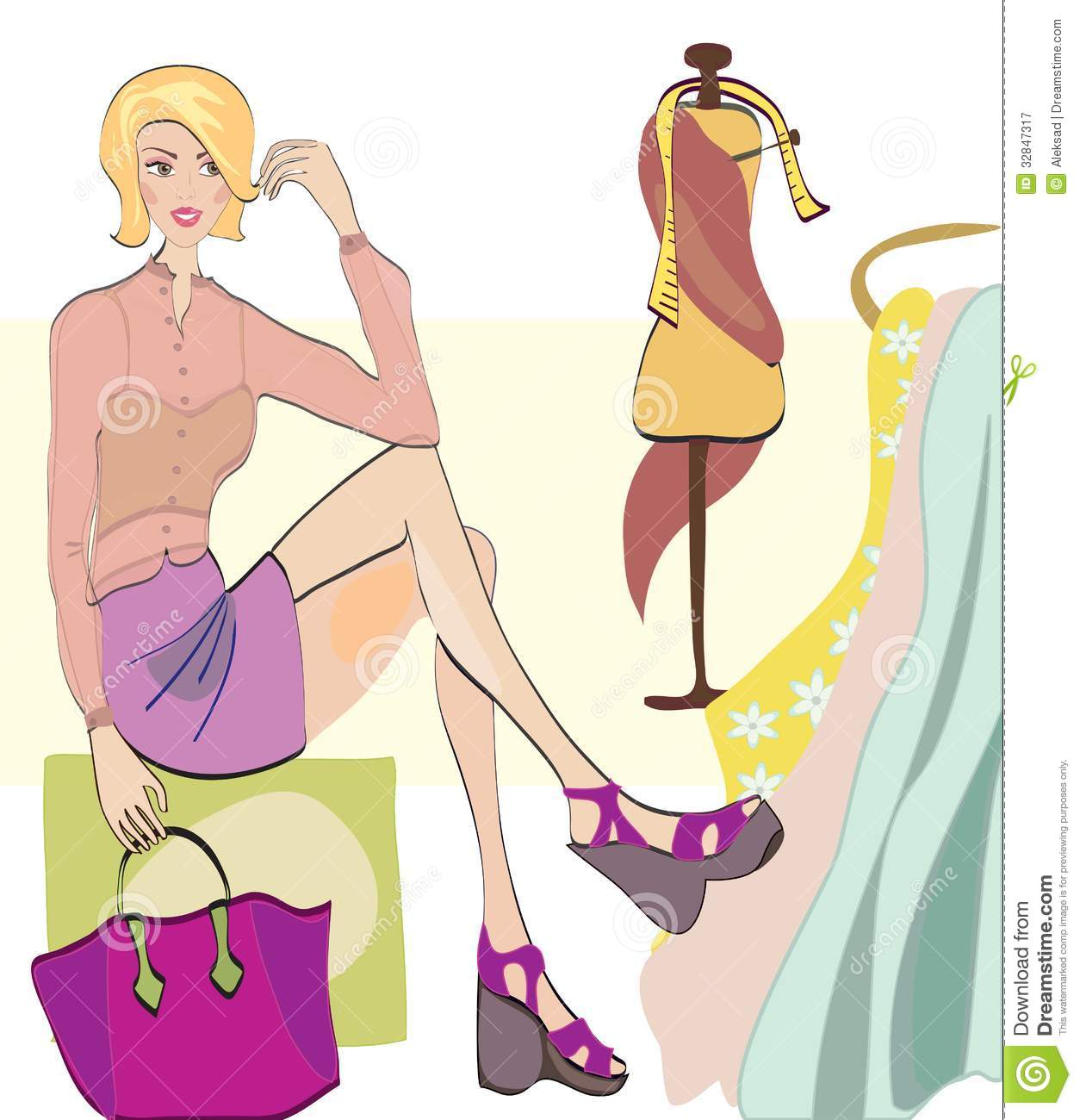 fashion industry business plan