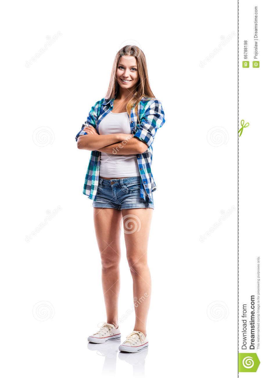 Consider, young teen girl tight jean shorts are