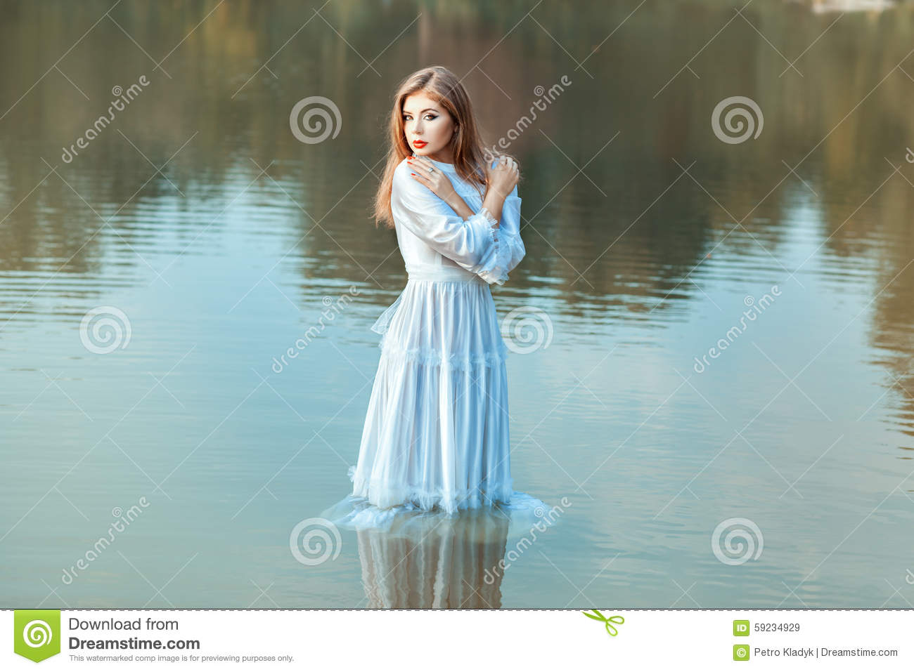Water Girl Clothes