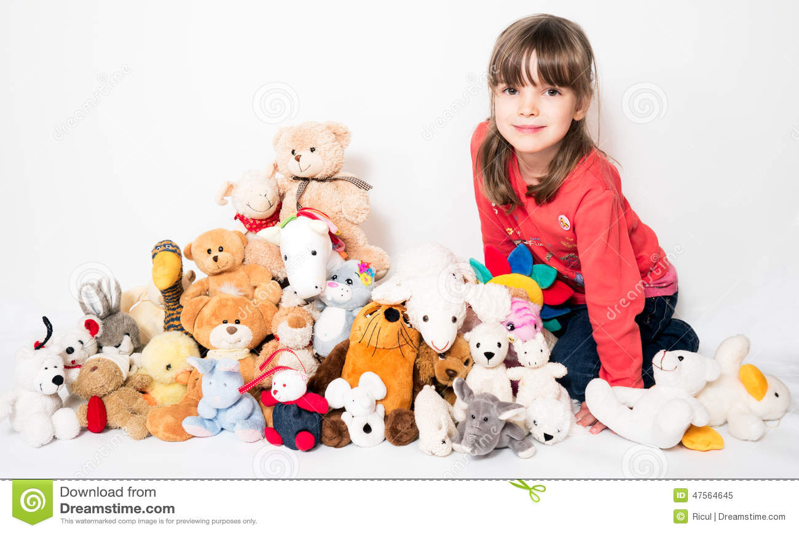 Girl Dog Toys