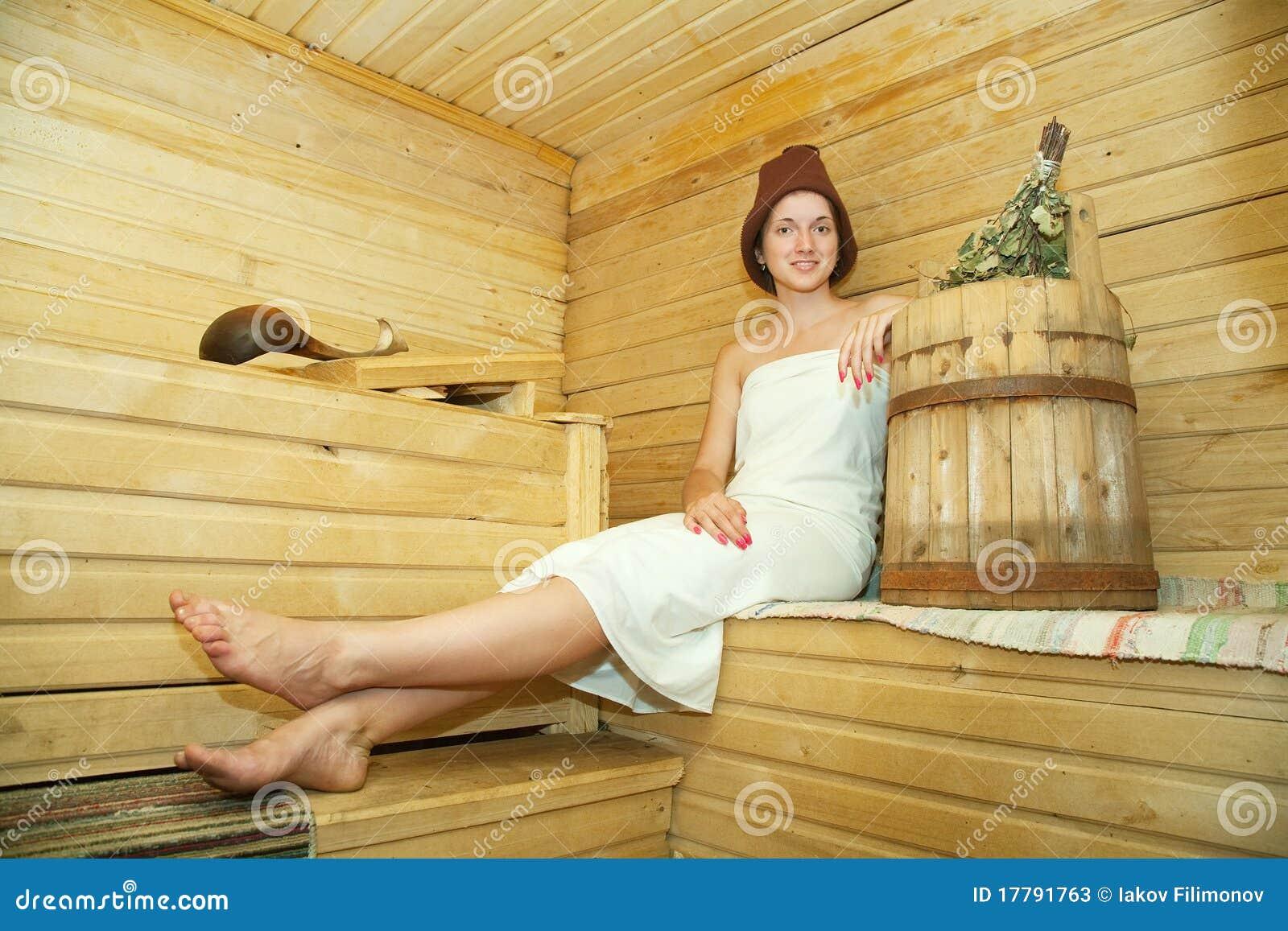 Русская баня девочки 12 фотография