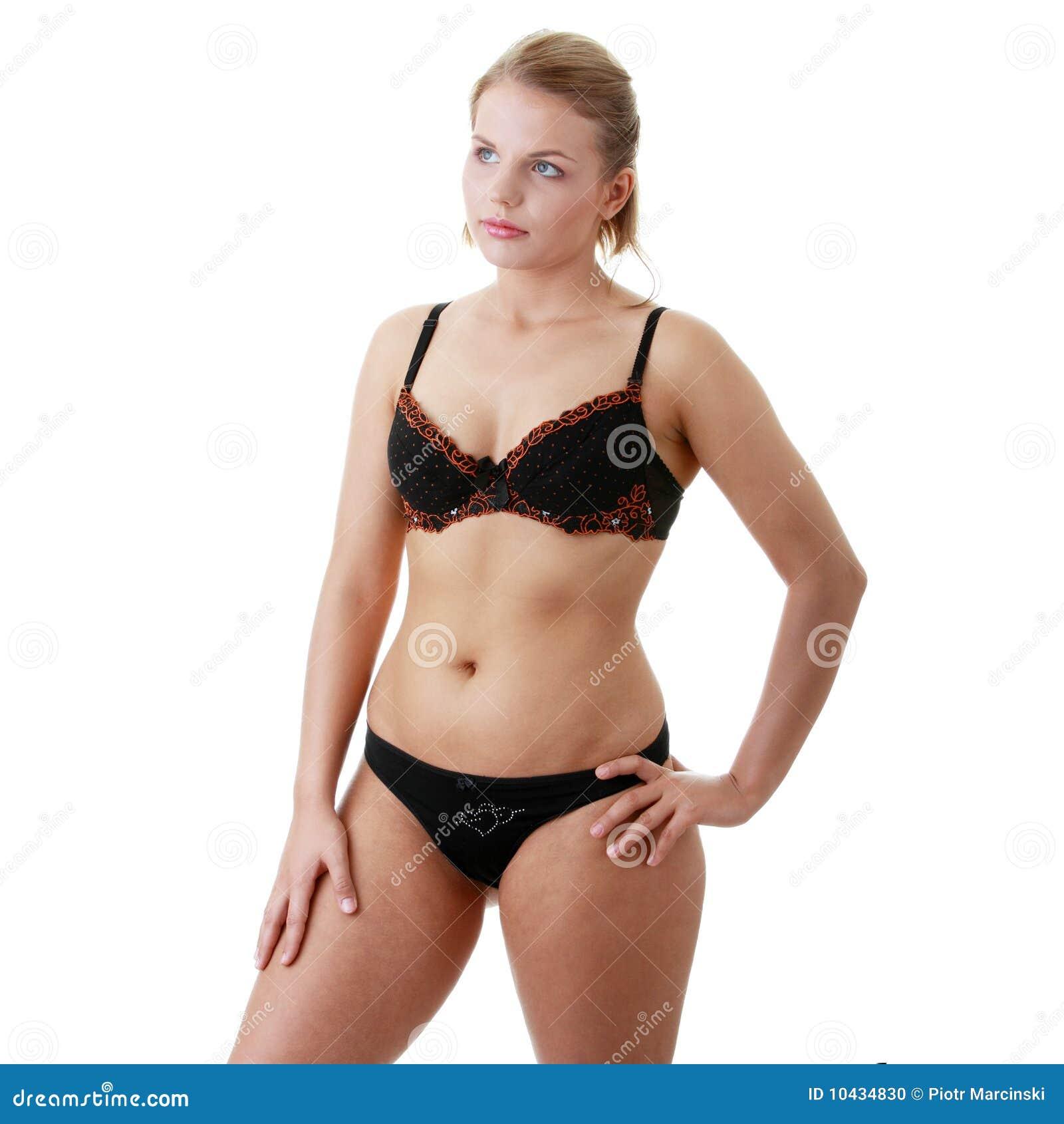 Sexy Girl In UnterwäSche