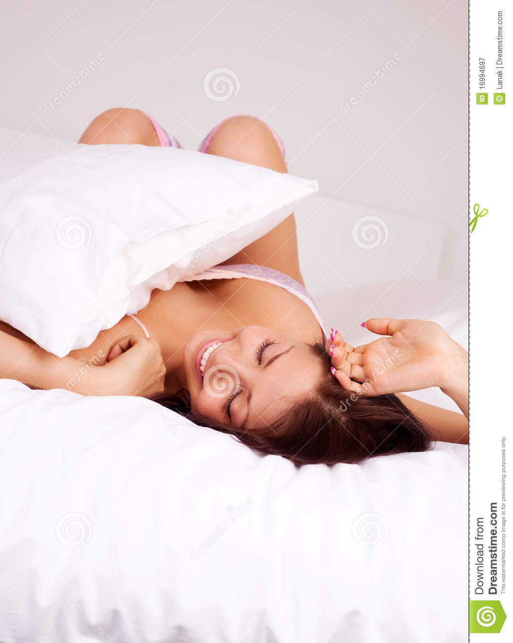 clipart of a girl waking up - photo #19